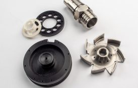 Magnetic Medical Pumps, Automotive Water Impeller, Fuel Adapter