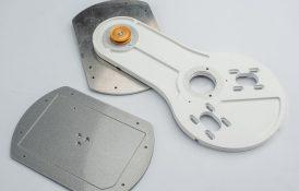 Medical Device Sampler Actuator Arms