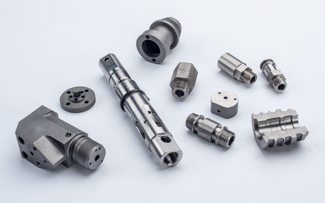 High Pressure Direct Inject Fuel Injectors, Adaptors and components