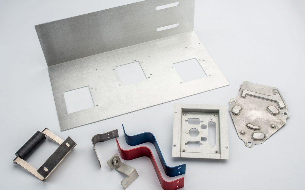 Sheet Metal Brackets and Panels