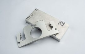 Billet Blank and Medical Pump Cover
