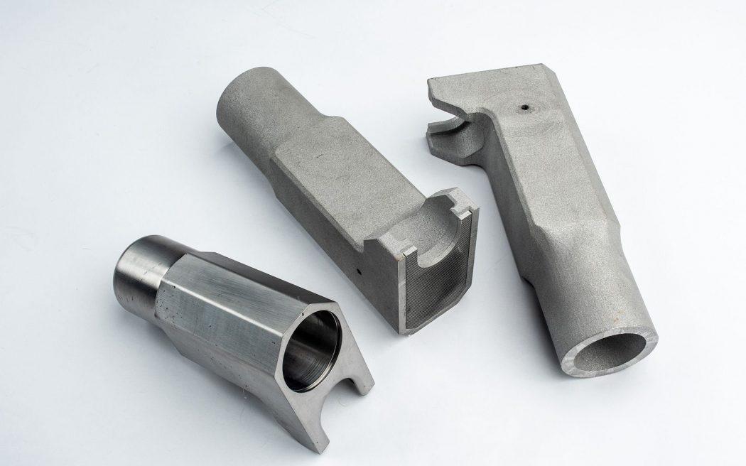 JIC Crimp Tool, Billet and 3D printed