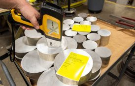 Confirming Material Alloy with XRF