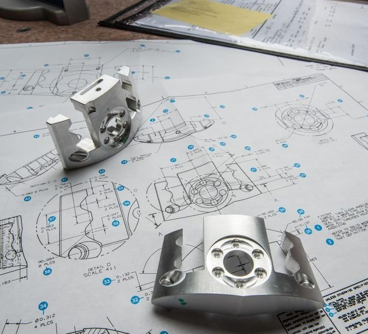 AS-9102 Inspection and Layout- Medical Pump Cover