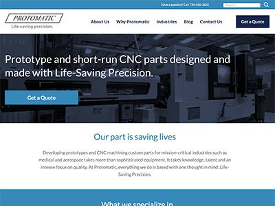 Protomatic Launches New Website